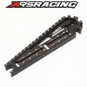 Image 4 - Xrsracing多機能17ミリメートル8ミリメートル六角ナットインストールツール車高調整レンチスクリュー長さ測定のためのrcカー