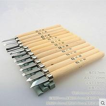 Деревообрабатывающий гравировальный нож резиновый штамп «сделай сам» резной нож ручной нож Резные инструменты для отправки 3 шт шлифовальный камень