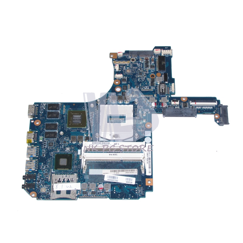 все цены на NOKOTION H000057700 MAIN BOARD For Toshiba Satellite P50 P50-A Laptop motherboard 15.6'' HM86 PGA 947 DDR3L GT740M GPU