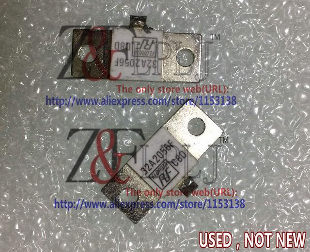 РФ LABS RF32A2056F 32A2056F 250 Вт 50 Ом DC-2.7GHZ/250 Вт 50R/250 Вт Резистор одного пальца используется 2 шт./лот