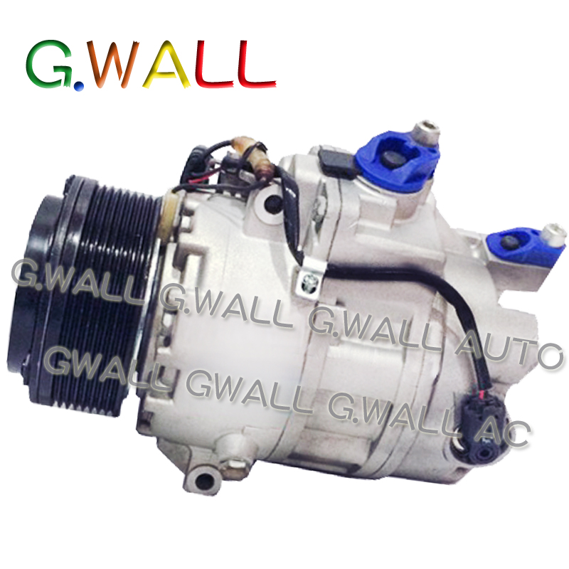 AUTO AC Compressor FOR CAR BMW F01 F02 X6 3.2I / 710I 64529205096 64529185147 64529185147-02 64529195974