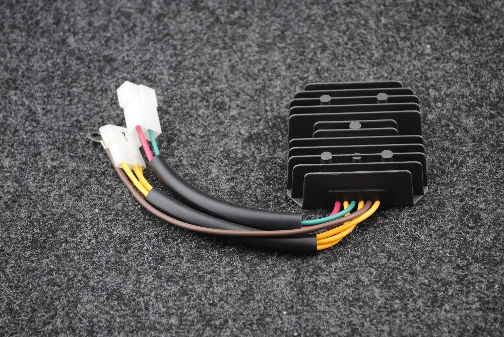 brand new Motorcycle Voltage Regulator Rectifier FOR BMW F650GS 1999-2011 00 01 02 03 04 05 06 07 08 09 10 brand new motorcycle voltage regulator rectifier for yfm550 grizzly 2011 2012