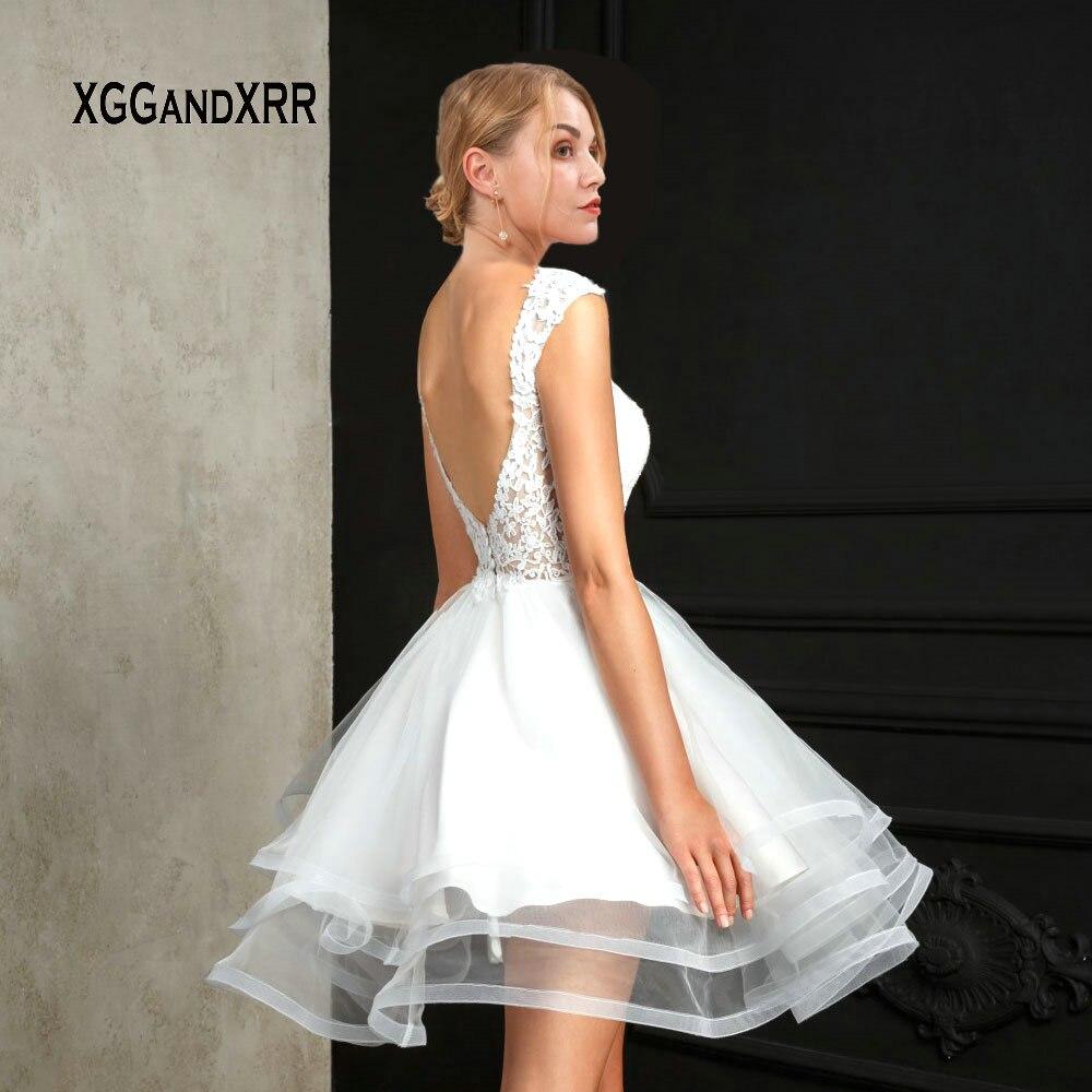 Vestidos de novia cortos gijon