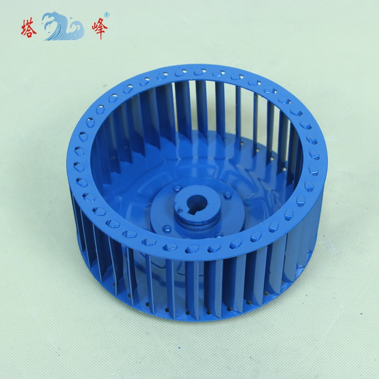 high RPM 172mm diameter 67mm height 14mm shaft iron steel blower fan blade multivane impeller wheel vane small aluminum high temperature cooling fan blade metal vane 70mm diameter 6mm shaft