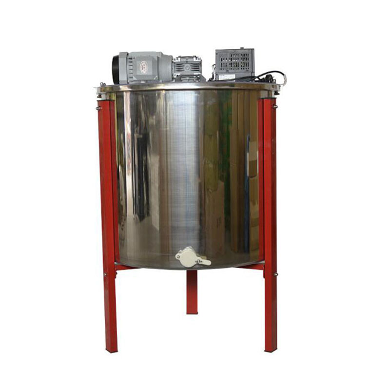 1737521c707 8 frame electric automatic bee honey extractor for beekeeping equipment