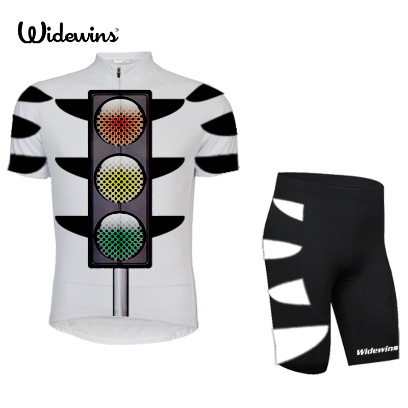 Traffic control desk Pro Bicycle Wear MTB Cycling Clothing cycling sets Bike uniform Cyc ...