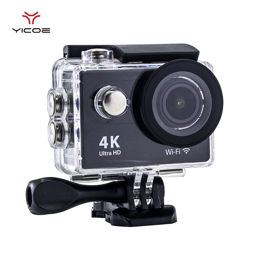 Prix pour H9R Ultra 4 K 1080 P HD WiFi Étanche 2 pouces LCD 170D À Distance contrôle anti-shake aller yi 4 k ek pro en action sport caméra Deportiva