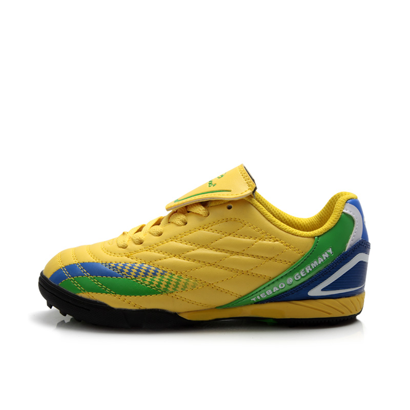 bb7e4420b585 TIEBAO E1025 Professional Kids' Indoor Football Boots, Turf Racing Soccer  Boots, Training Football Shoes