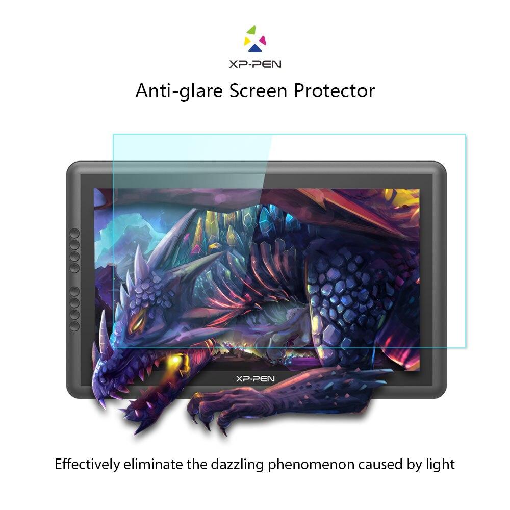 Xp-pen przeciwodblaskowa folia ochronna na ekran dla artysty 15.6 Artist 16 tablet graficzny do rysowania Pen Display