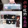 Ящик для хранения Переносной Ящик Для Куклы 1/6 YOSD АЗОН КИКИ Khurh Кукла Аксессуары AC38