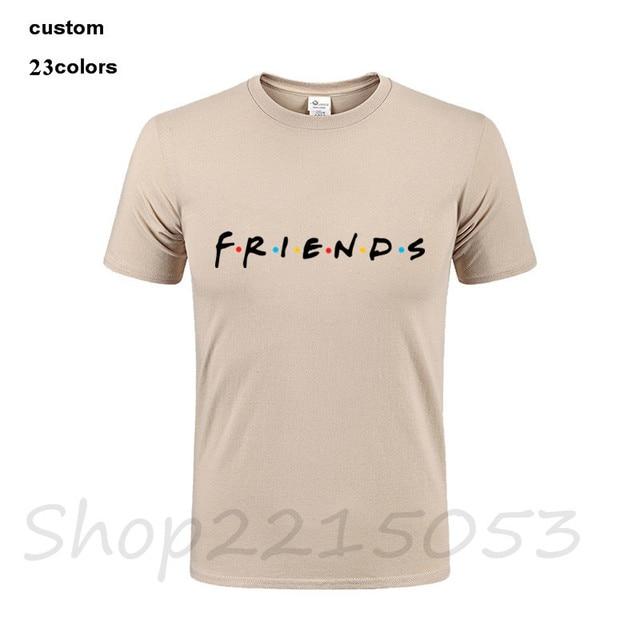 Men's Short Sleeve Friends...