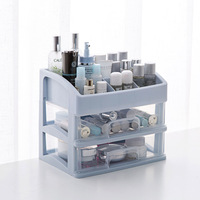 Drawer makeup Organizer Cosmetic Storage box Home Desktop classification Container Multi-layer office file Sundries Storage case