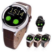 ใหม่T3บลูทูธสมาร์ทนาฬิกาโทรศัพท์GSMซิมการ์ดIOS A NdroidสำหรับiPhoneสำหรับSamsung