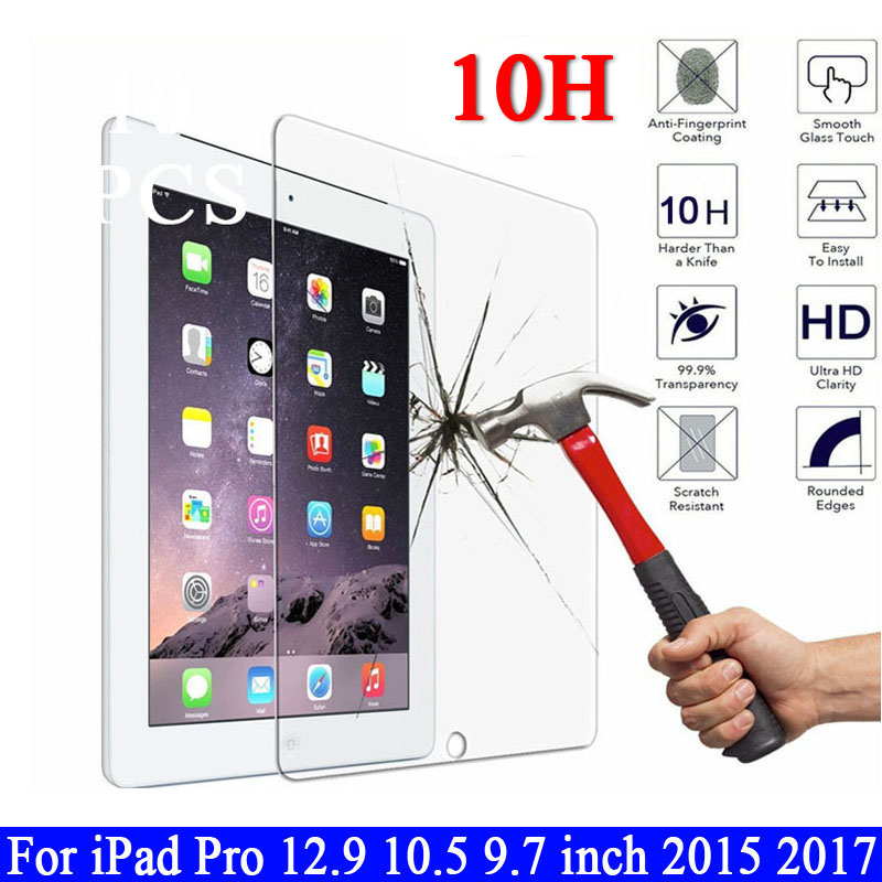 Wholesale Premium Tempered Glass Screen Protector Film for Apple iPad Pro 12.9/'/'