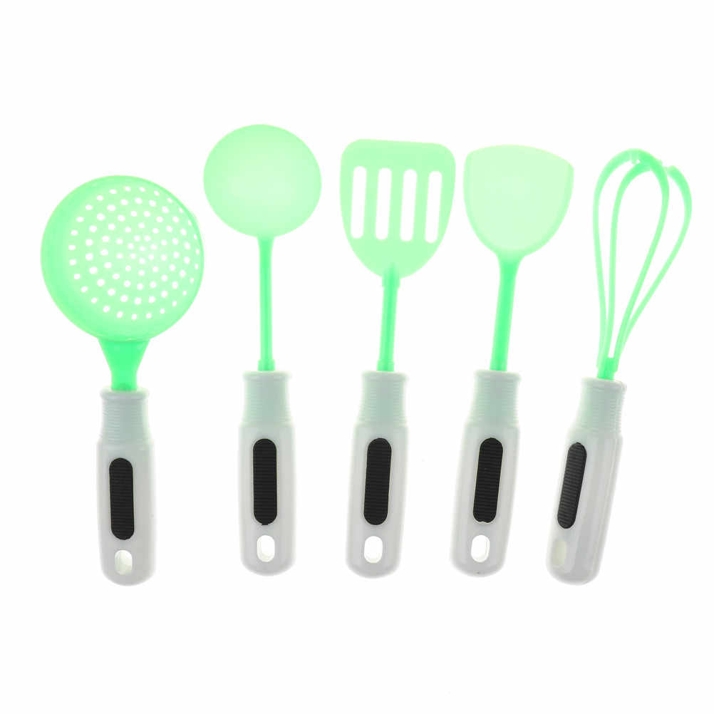 5 sztuk naczynia dziecięce garnki patelnie dla dzieci naczynia spożywcze dla dziewczyny zabawki akcesoria dla lalek zabawki kuchenne dla domu dziewczyny