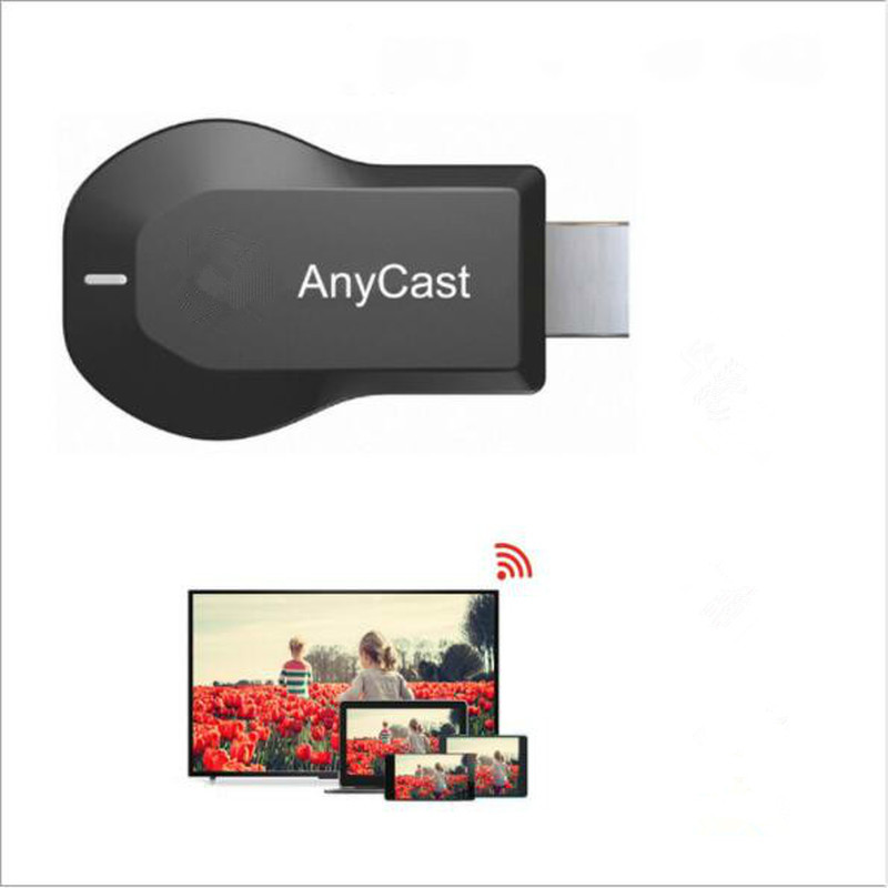 YIKIXI TV Stick Wireless TV HDMI Dongle M2 Airplay WiFi Display Receiver Miracast For Phone Android PC PK