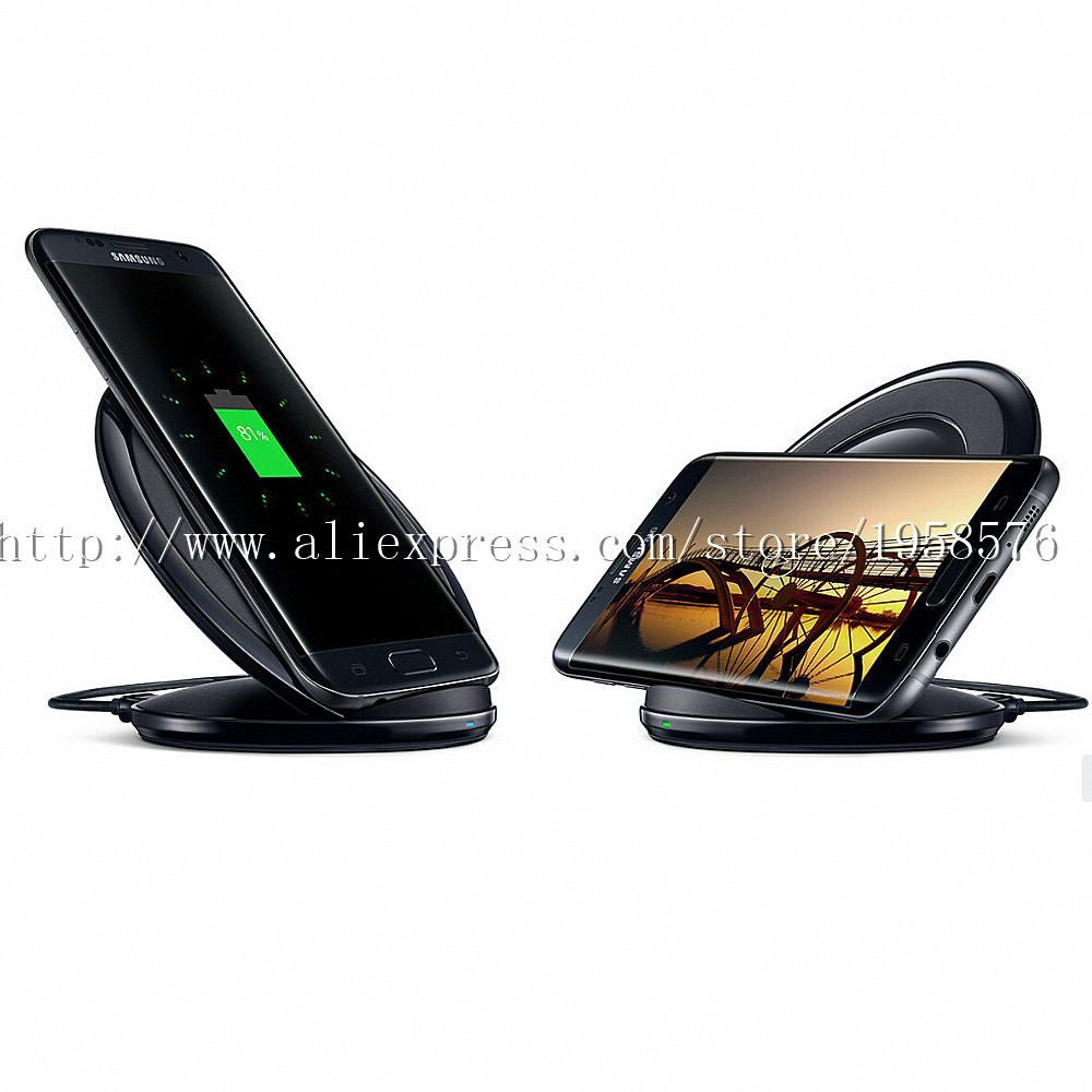100% Fast Charge EP-NG930 Vertical Wireless Fast Charge Stand Charging Dock For Samsung Galaxy Note 5 7 S7S7 Edge S6 Edge Plus (2)