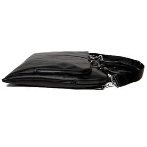 Image 5 - VORMOR Brand Men bag Casual mens briefcase 14 inch laptop Handbag shoulder bag PU leather mens office bags 2019