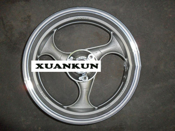 XUANKUN QJ125T-12C Front Steel Ring / Front Wheel