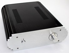 2016 New aluminum chassis /home audio amplifier case (size 312 * 265 * 82MM)