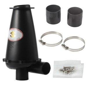 Image 2 - Adoolla filtro ciclónico fuerte de 6. ª generación, colector de polvo, ciclón turbocargado con separador de Base de brida