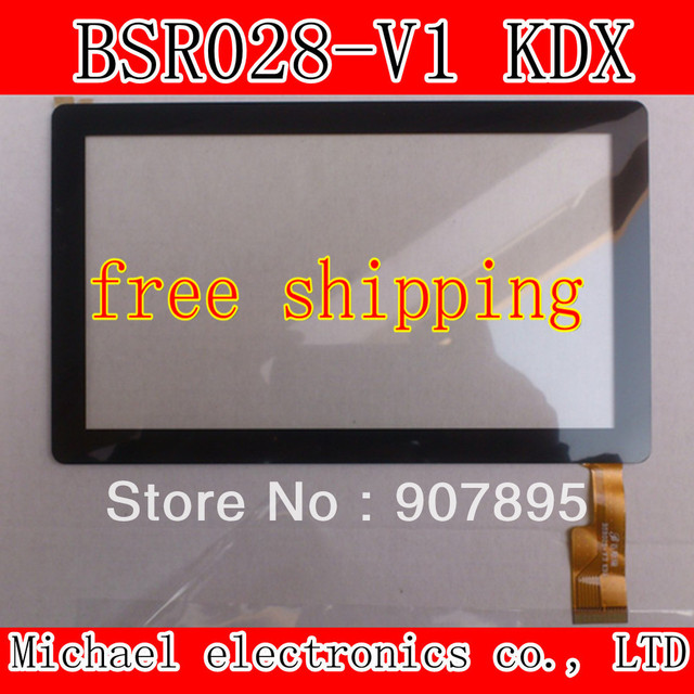 Minimum $3 7'' 7inch touch screen touch panel  digitizer glass for Witcool X5 All winner A13 A10 code CZY6075A - Fpc
