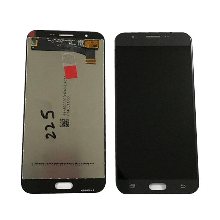 For Samsung Galaxy <font><b>J7</b></font> 2017 J727 LCD Display Monitor Panel Touch Screen with Digitizer Assembly Parts Front Glass Phone Accessory