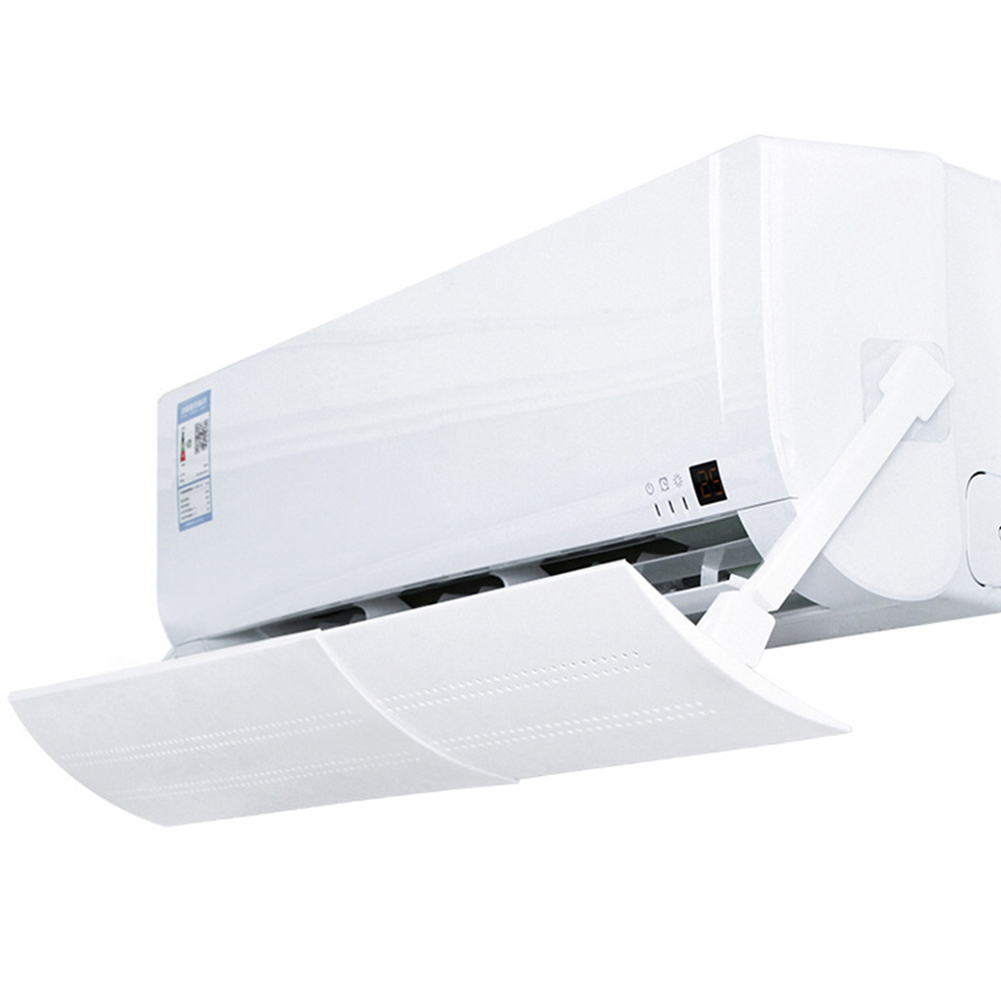 Deflector Tape Home Cold Air Conditioner Use Durable Wind Shield Stretch Accessories Professional Practical Gas Anti Direct Blow