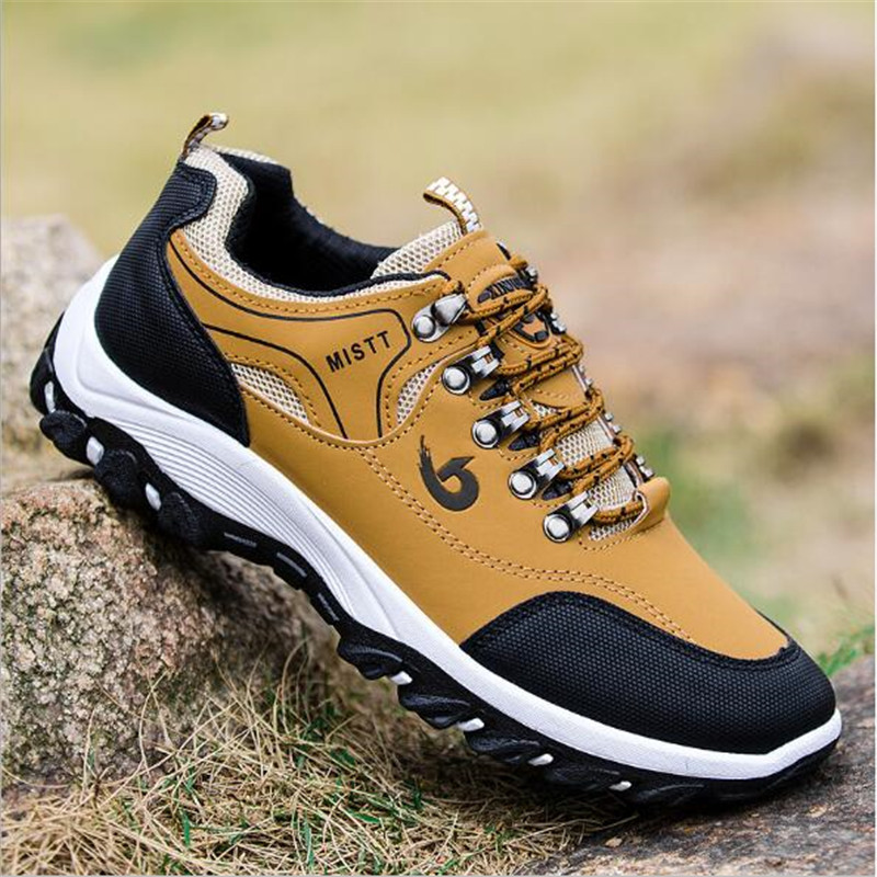 ELGEER 2019 Hot Spring Autumn <font><b>Men</b></font> Casual <font><b>Shoes</b></font> New Arrival Ventilation Fashion <font><b>Sneakers</b></font> Outdoors Tourism <font><b>Men</b></font> <font><b>Shoes</b></font> image