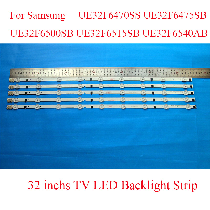 Светодиодная лента для подсветки для Samsung UE32F6540AB UE32F6515SB 32 inchs ТВ светодиодные панели замена UE32F6500SB UE32F6475SB UE32F6470SS LED| |   | АлиЭкспресс