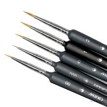 Модель окраски инструмент крюк линия ручка модель перколяции ручка поверхность ручка