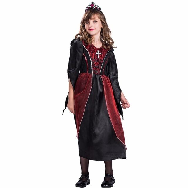 blue vampiress adult costume