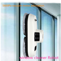 Window Cleaning Robot High Suction Window Cleaner Robot Anti falling Remote Control Vacuum Cleaner Window Robot
