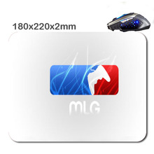 HOT SALES Custom Antiskid 3 D Mlg Backgrounds   Mouse Pad  220X180x2mm Office Accessory Tablet  And Gift
