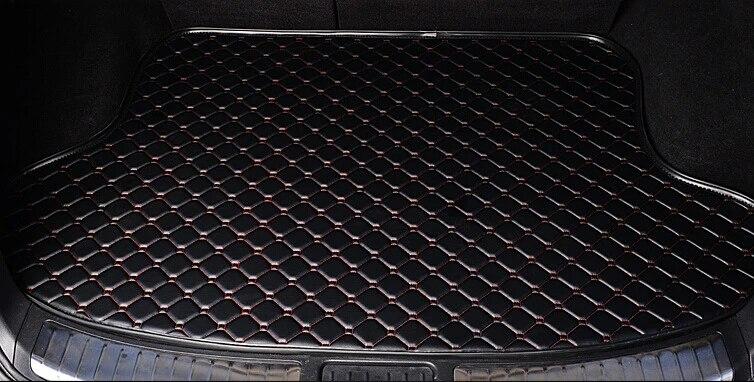 tapis de sol de coffre vw golf 6 tapis de coffre de voiture tapis de coffre plateau de cargo doublure impermeable 4 couleurs en option