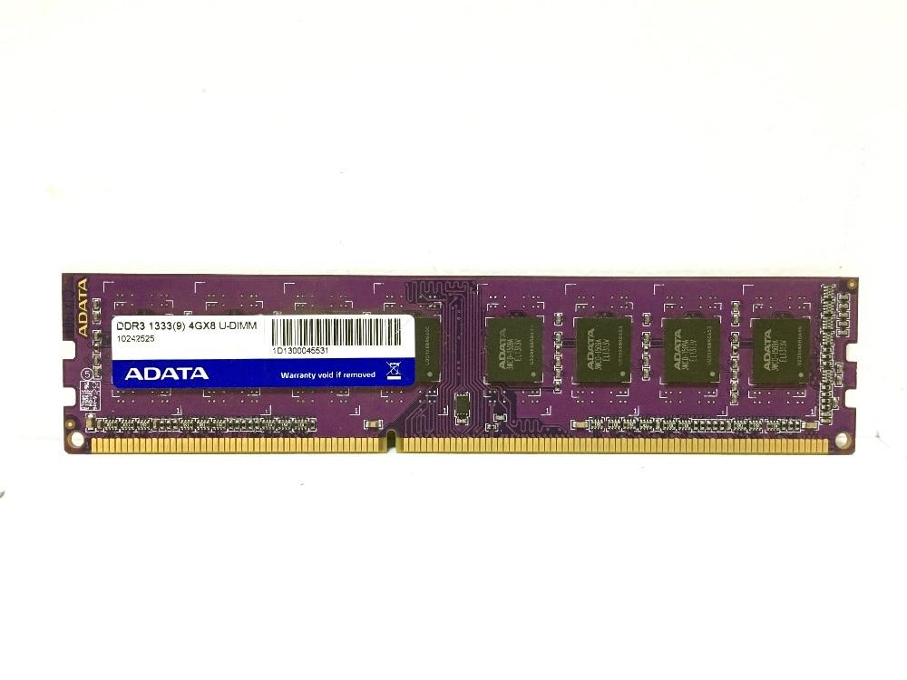 Image 2 - ADATA PC Memoria RAM Memoria para computadora de escritorio de DDR3 2GB 4GB 8gb PC3 1333 de 1600 a 1333MHZ. 1600 MHZ 2G DDR2 800MHZ 4G 8gMemorias RAM   -