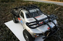 rc car roll cage, Protective cover Imported nylon production Suitable for TRAXXAS Slash or Slayer pro