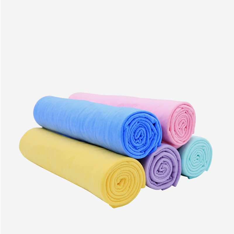 Pet-Soft-Pet-Bath-Towel-Cleaning-Wipes-Magic-Hair-Dry-Towel-Synthetic-Deerskin-PVA-Chamois-Cham
