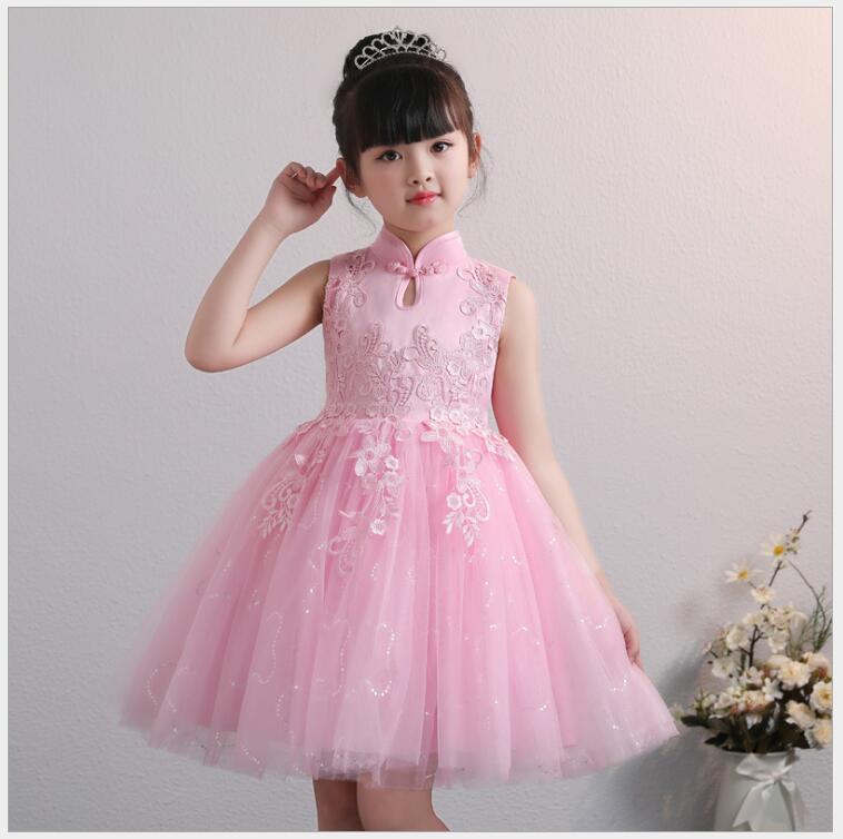 Ballroom Dresses For Teens Girls Elegant Festive Dress For