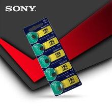 5 шт. sony оригинальная Батарейная батарея SR41 AG3 G3A L736 192 LR41 392A 1,5 V монета батареи сделано в Японии