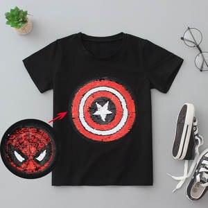 85637fb7 WUHHAWOHHA T-shirts kid children tops clothes