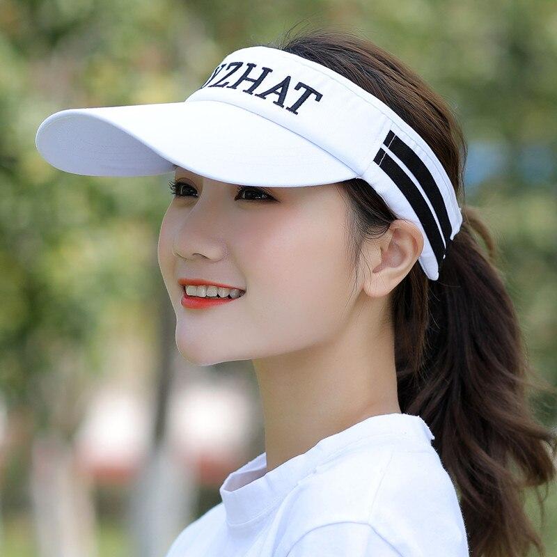 Kagenmo летняя Мужская Женская теннисная кепка без короны солнцезащитная Кепка бейсболка с козырьком - Цвет: K