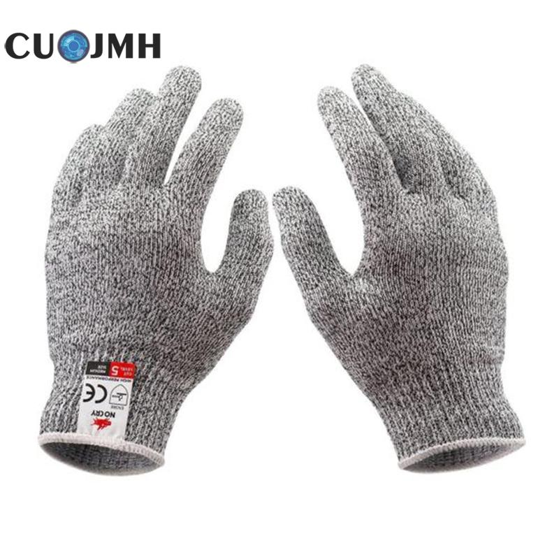 1 Pair safety Gloves Garden Work Gloves 5 Colors durable comfortable Anti-slip Working Mechanical Repair Safety Gloves цена
