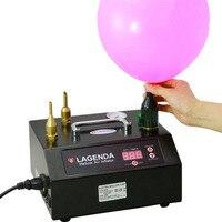Helium balloon inflator wedding birthday party airborne tool electric helium air pump B363 AC220V
