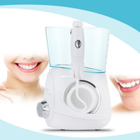 GUSTALA Portable Oral Irrigator 700ml Waterpulse Oral Care Teeth Cleaner Irrigator Dental Electric Suitable For Adults