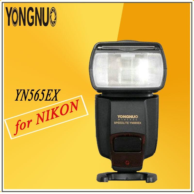 YONGNUO YN565EX Беспроводной Speedlite мастер Управление ttl флэш-памяти для фотокамер Nikon D7100 D7000 D5200 D5100 D5000 D3100 D3400 YN 565EX