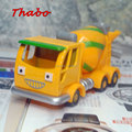 Brand New Bob The Builder Toys Thabo Mixer Truck Diecast Metal Car Model Toy For Gift/Children
