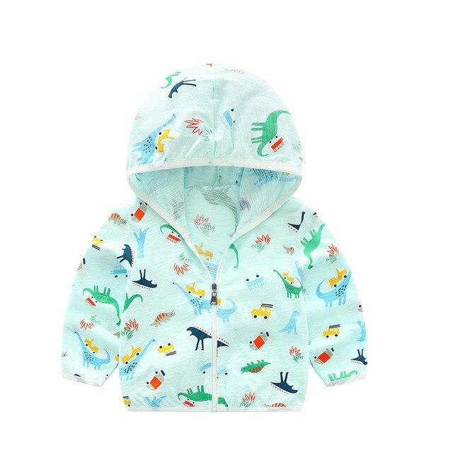 f999fad85 AILEEKISS 2018 Children Jackets For Boys Girls Spring Summer Baby ...