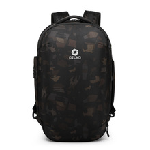 купить Unisex Luxury USB Anti-theft Laptop Backpack 16 inch Large Capacity Travel Men Women Waterproof Charging Backpack Student Bag онлайн