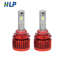 9005 led bulbs 12v 6000k 4300k 72W 3600lm auto lamp h7 h1 h11 9006 super mini yellow white led car headlight lamp